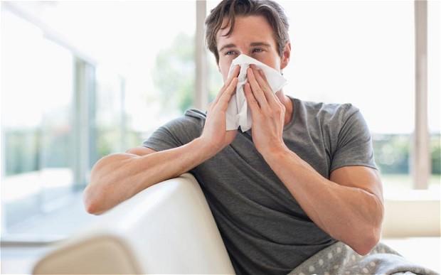 Как лечить аллергию на пыльцу в домашних условиях