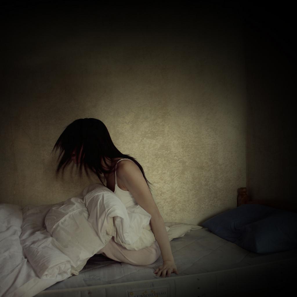 Снятся кошмары не могу проснуться