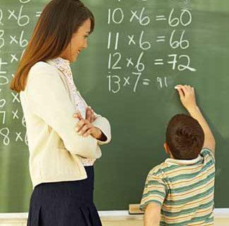 Конфликт учителя и ученика