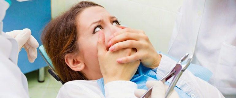 Перестаем бояться зубного врача