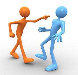5 стратегий поведения в конфликте