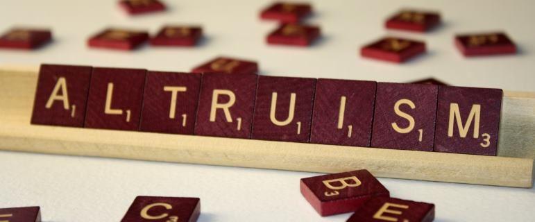 Тест: эгоист вы или альтруист?