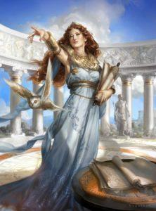 Афина - женский архетип