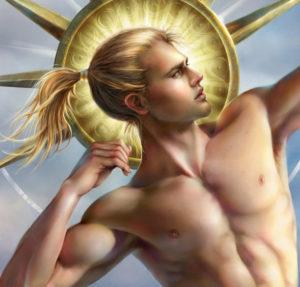 Апполон - мужской архетип
