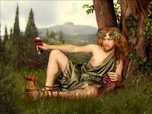 Дионис - мужской архетип