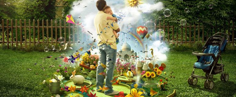 Волшебный мир воображения