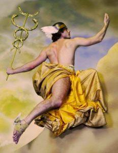 Гермес - мужской архетип