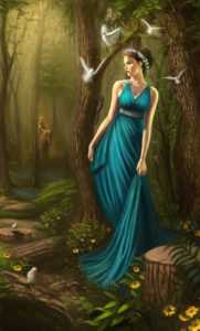 Персефона - женский архетип