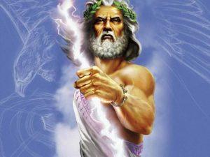 Зевс - мужской архетип
