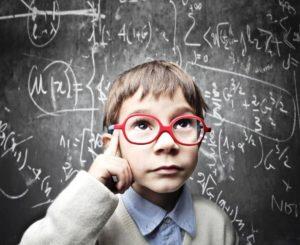 Роль воспитания в развитии мышления