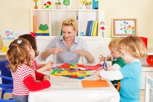 Адаптация к детскому саду в 3 года