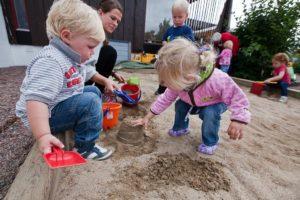 Детский сад – это первый шаг в самостоятельную жизнь