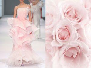 Пример вдохновения прекрасным. Модельер Лилия Худякова создала потрясающие коллажи для проекта Fashion & Nature.