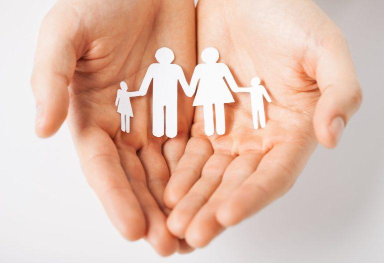 types of family values