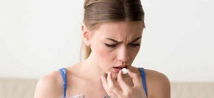 противозачаточная таблетка